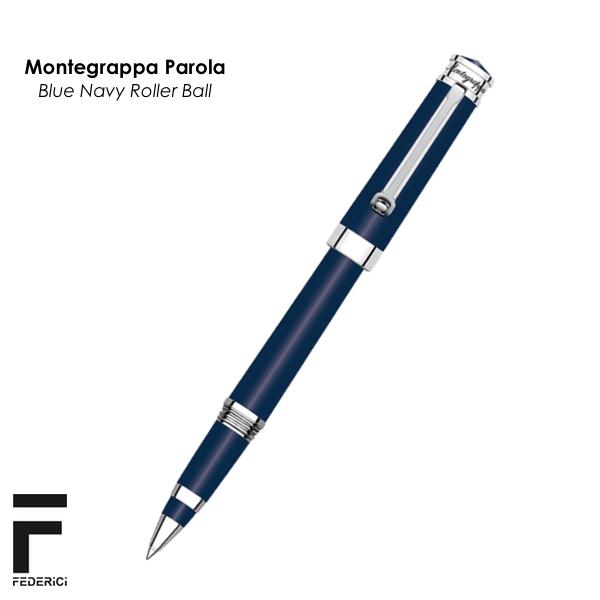 Montegrappa Parola Navy Blu