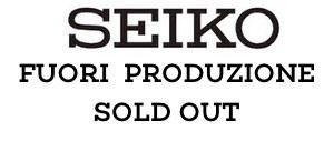 Seiko sold out